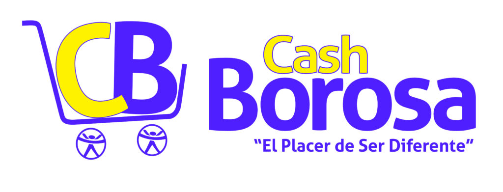 Logo de cash borosa