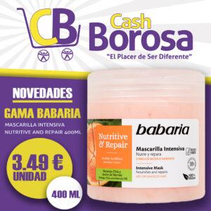 Mascarilla nutrive & repair Babaria