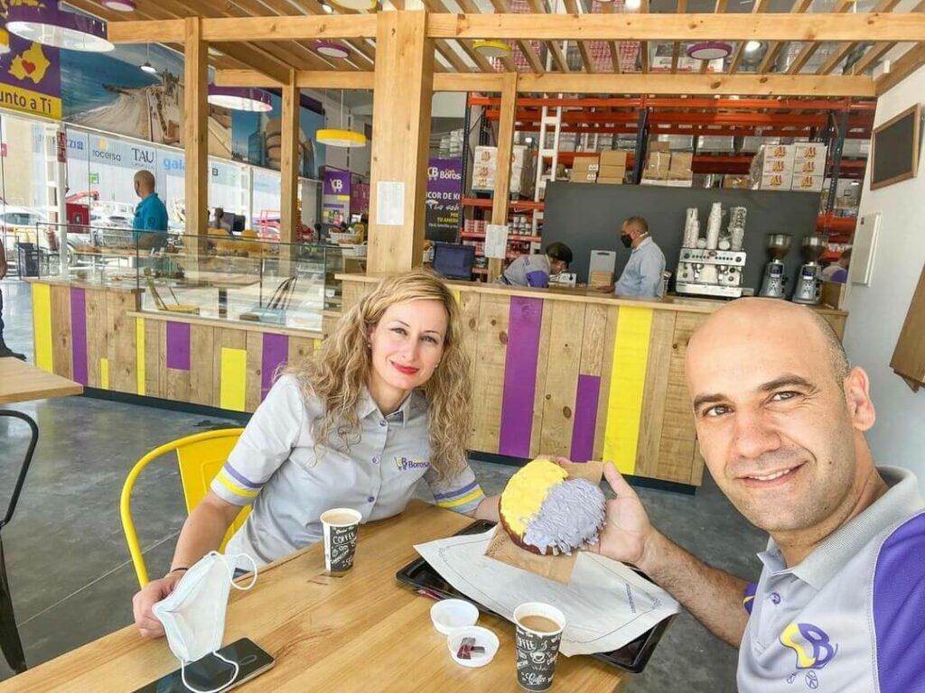 Coffee Shop Cash Borosa Roquetas de Mar