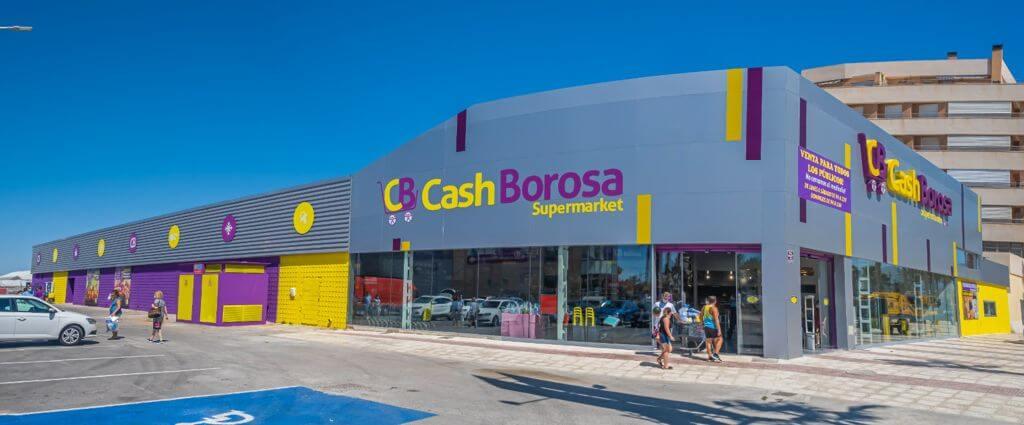 Cash Borosa Roquetas de Mar